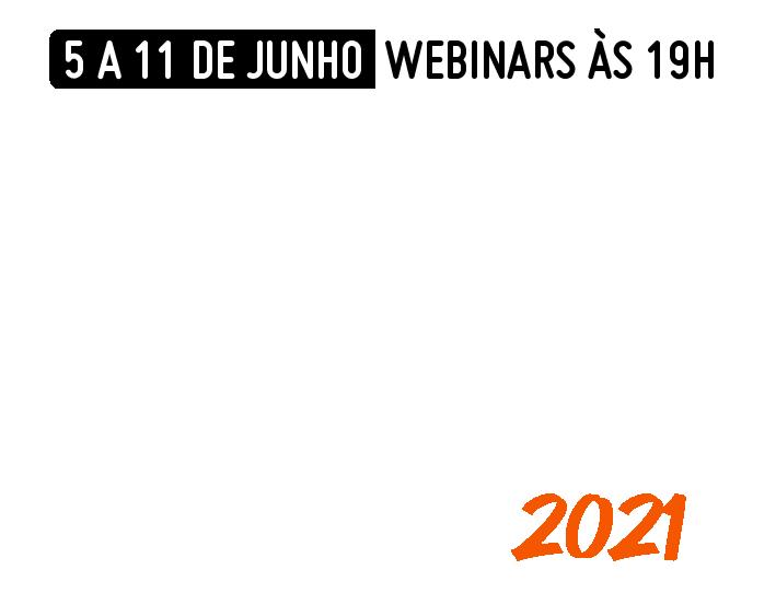 Som do Oceano 2021 - 5 a 11 de Junho: Webinars a partir das 19h