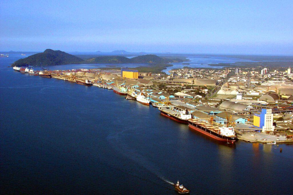 Porto de Paranaguá