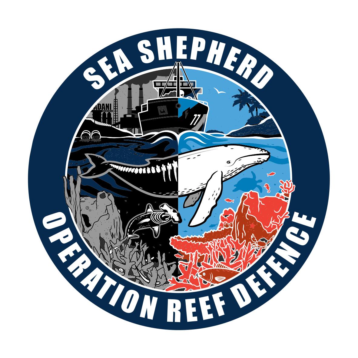 Logo - Operation Reef Defence