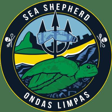 Sea Shepherd - Ondas Limpas Logo