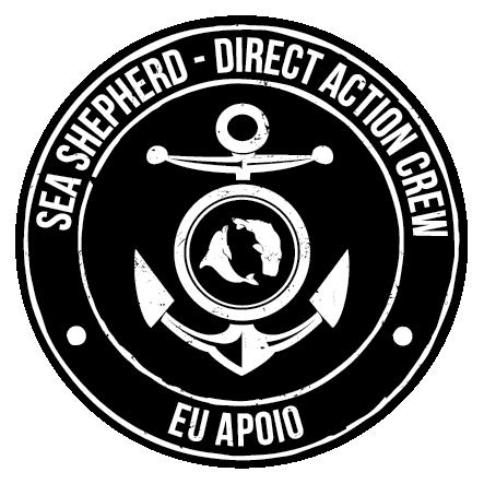 Sea Shepherd - Direct Action Crew - Eu apoio